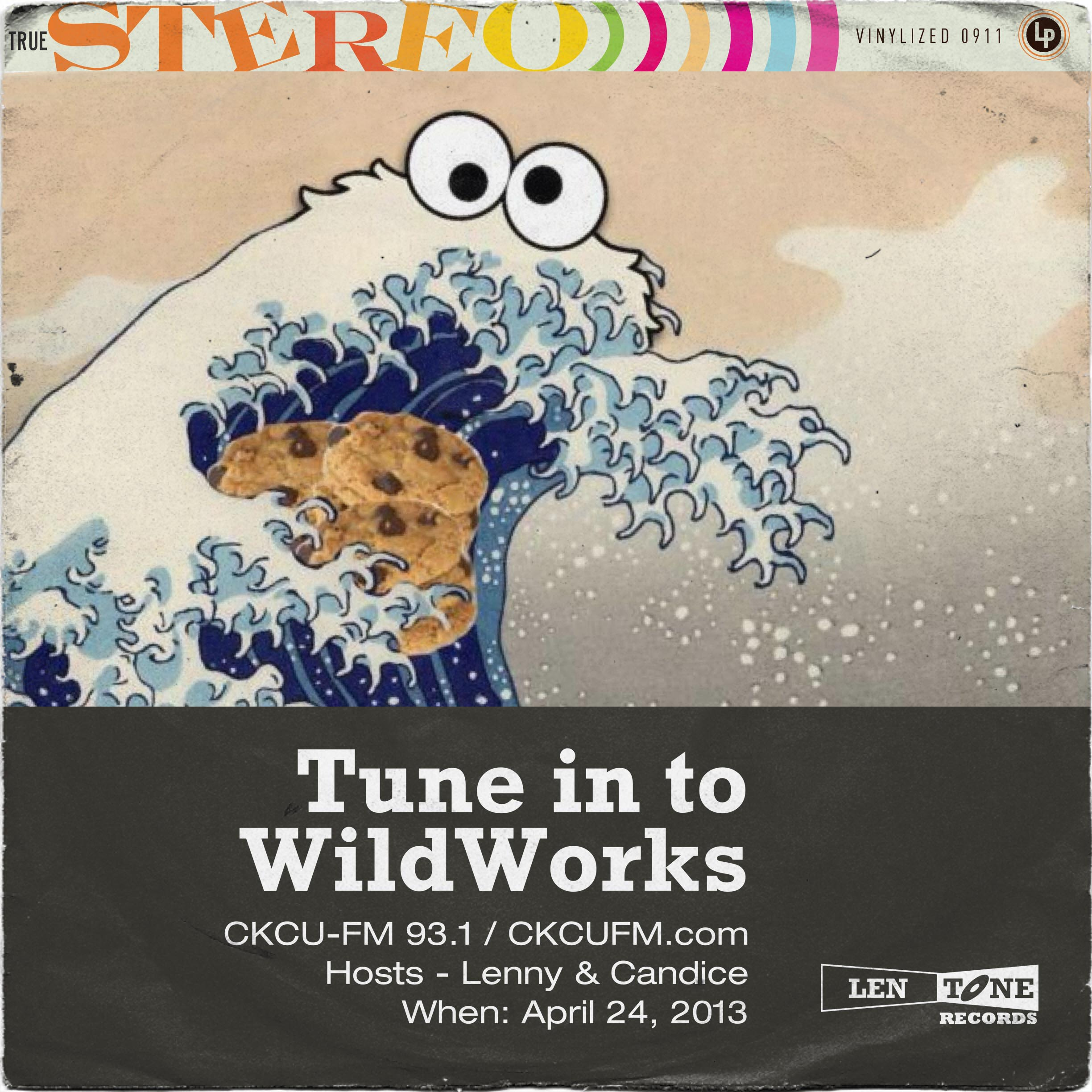 WildWorks Vinyl April 24