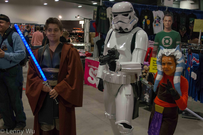 Ottawa Comiccon 2013-2